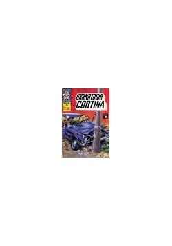 Kapitan Żbik - Granatowa Cortina ( pierwsze wydanie)