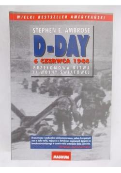 D-Day 6 czerwca 1944