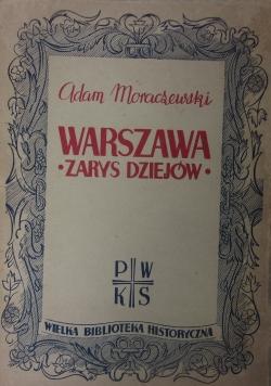 Warszawa zarys dziejów, 1939r.