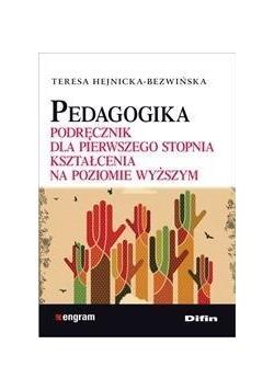 Pedagogika. Podręcznik dla I stopnia kształcenia