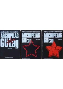 Archipelag Gułag, 3 tomy