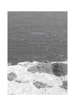 Lampedusa. Książka do pisania