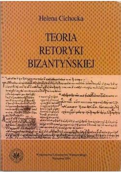 Teoria Retoryki Bizantyńskiej
