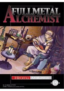 Fullmetal Alchemist nr.19