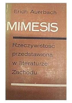 Mimesis. Rzeczywistość przedstawiona