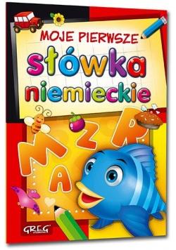 Moje pierwsze słówka niemieckie GREG