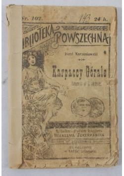 Karpaccy Górale, 1894 r.