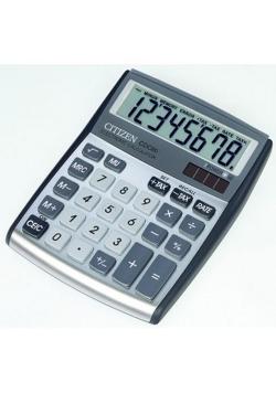 Kalkulator biurowy Citizen CDC-80WB 8-cyfrowy szary