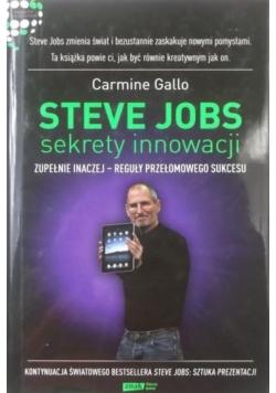 Steve Jobs: sekrety innowacji