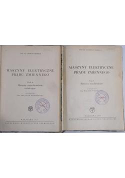 Maszyny elektryczne prądu zmiennego I,II