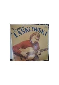 Janusz Laskowski, płyta winylowa