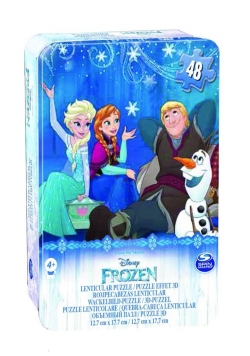 Puzzle mini Frozen