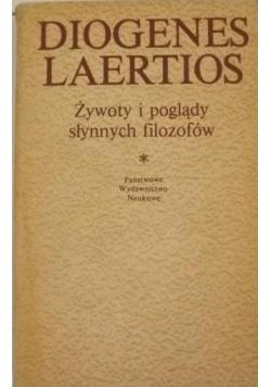 Żywoty i poglądy słynnych filozofów