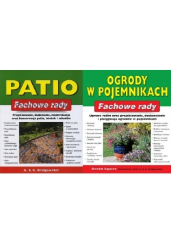 Ogrody w pojemnikach/Patio