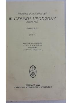 W czepku urodzodzony, 1929r.