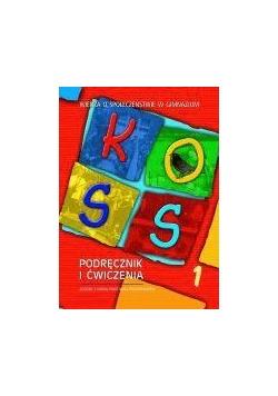 WOS GIM 1 podręcznik ZPR KOSS CIVITAS