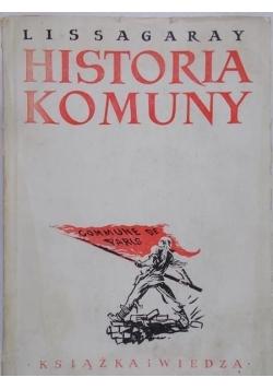 Historia komuny