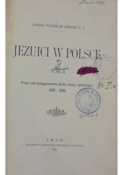 Jezuici w Polsce, 1901r.