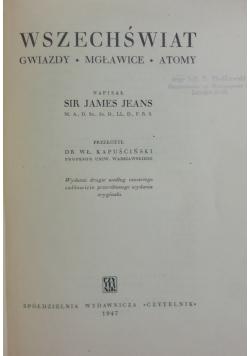 Wszechświat, 1947r.