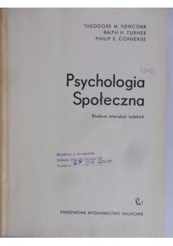 Psychologia społeczna