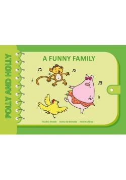 Polly and Holly cz.3 A Funny Family