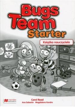 Bugs Team Starter Książka nauczyciela