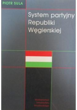 System partyjny Republiki Węgierskiej