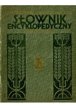 Słownik encyklopedyczny Francusko-polski, 1928 r.