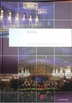 Katalog Lokacje 2009 - Najciekawsze miejsca eventowe w Polsce