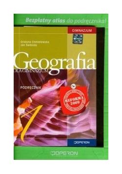 Geografia 1 podręcznik z atlasem: OPERON, nowa
