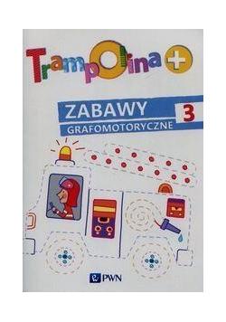 Trampolina + Zabawy grafomotoryczne 3