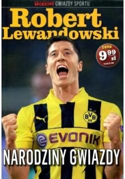 Gwiazdy sportu. Robert Lewandowski
