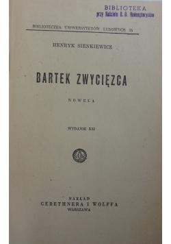 Bartek zwycięzca, 1948 r.