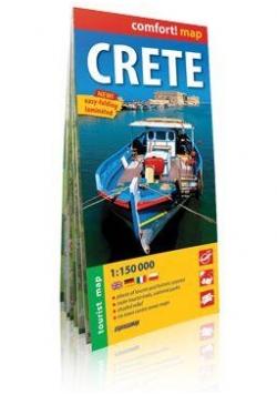 Comfort!map Crete (Kreta) 1:150 000 mapa