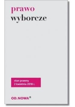 Prawo wyborcze wyd.2018