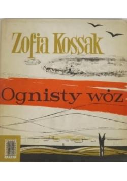 Kossak Zofia - Ognisty wóz