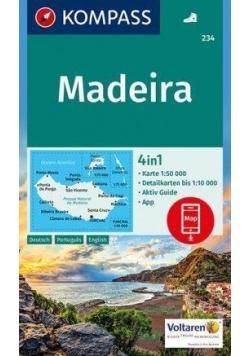 Madeira 1:50.000 Kompass