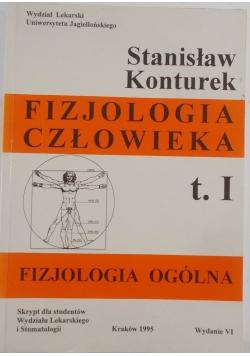 fizjologia człowieka , tom 1