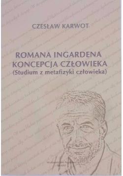 Romana Ingardena koncepcja człowieka