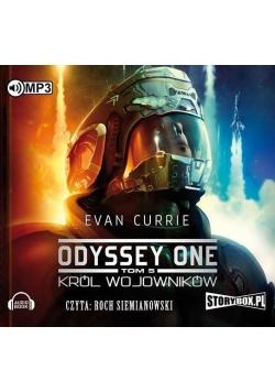 Odyssey One T.5 Król wojowników. Audiobook