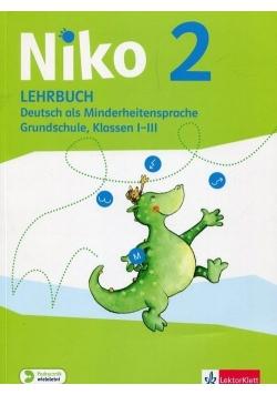 Niko 2. Lehrbuch Podręcznik wieloletni LEKTORKLETT