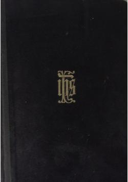 Beichtzuspruche fur jungere Priester, 1928 r.
