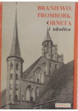 Braniewo, Frombork, Orneta i okolice. Katalog zabytków sztuki