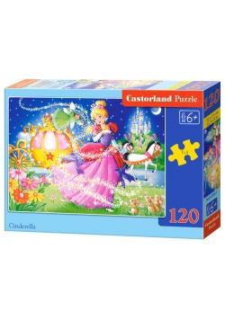 Puzzle 120 Cinderella