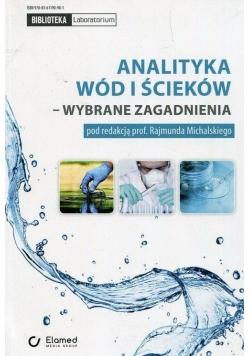 Analityka wód i ścieków wybrane zagadnienia