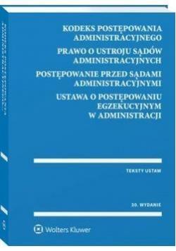 Kodeks postępowania administracyjnego w.30
