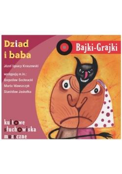 Bajki - Grajki. Dziad i baba CD
