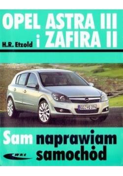 Opel Astra III i Zafira II w.2014