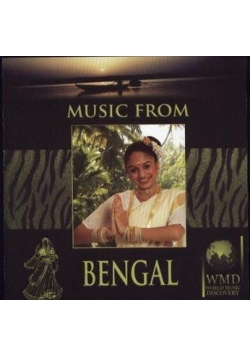 Music from Bengall CD