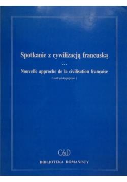 Spotkanie z cywilizacją francuską